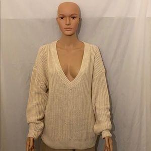 Pink Victoria's secrets woman sweaters